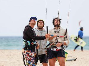 Clases de kitesurf Tarifa