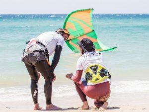 Escuela de kite Tarifa