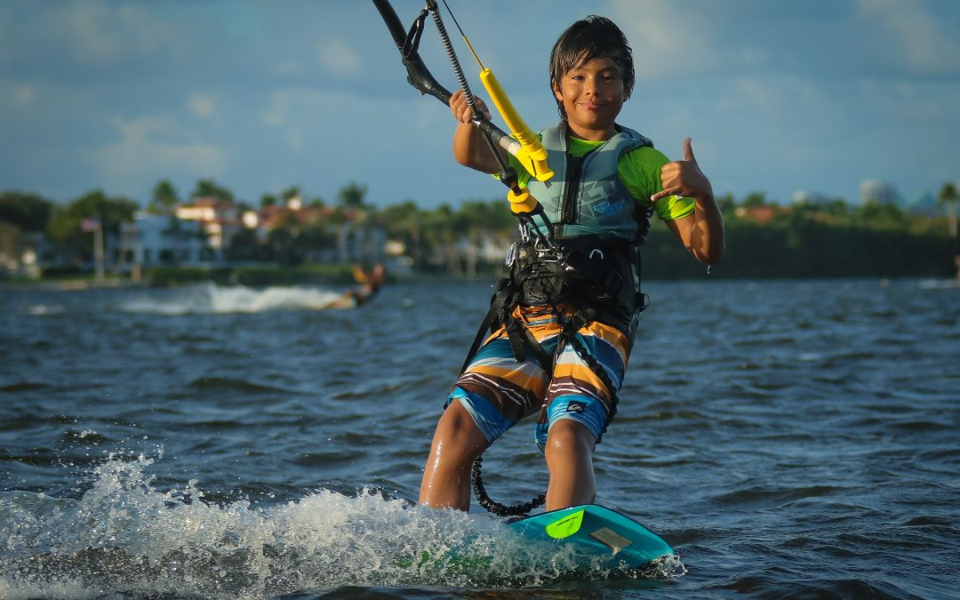 Aprende kitesurf en Tarifa en Semana Santa