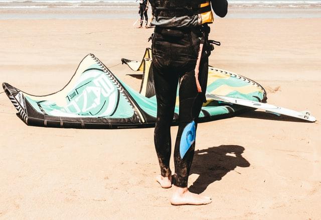 El viento, aliado fundamental del kitesurf