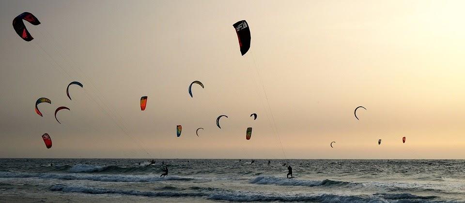 Consejos de kitesurf para principiantes