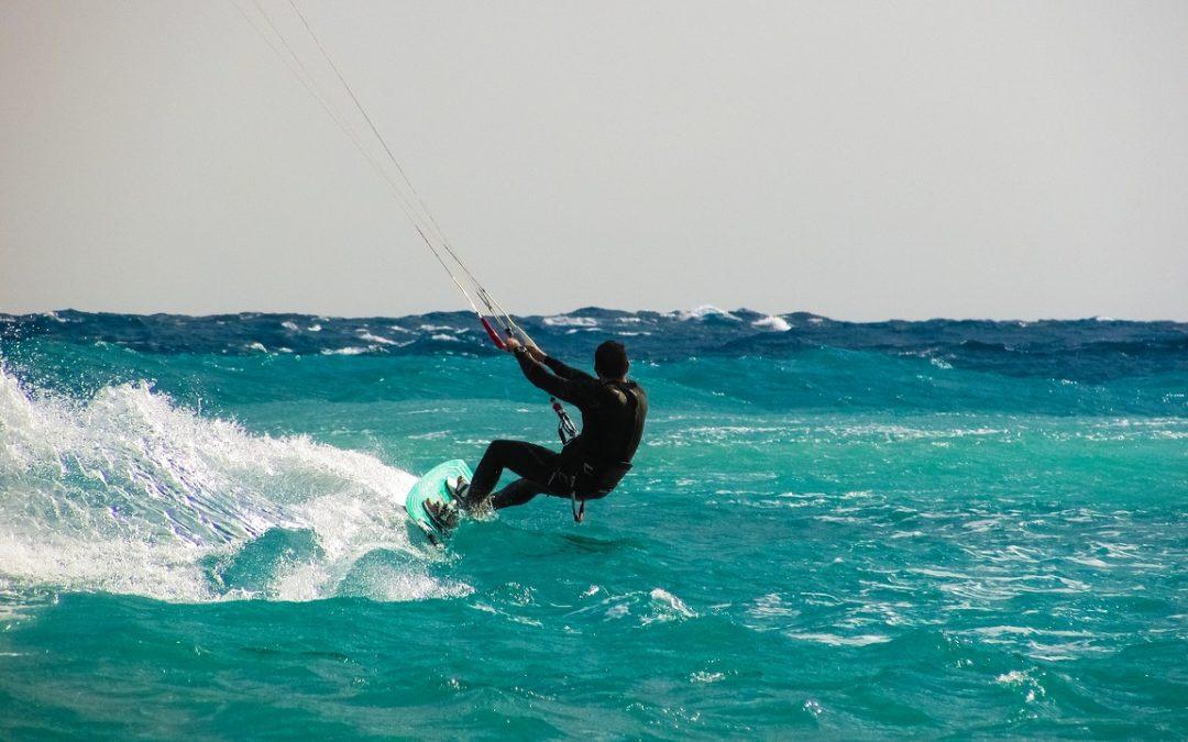 ¿Conoces nuestra escuela de kite en Tarifa?